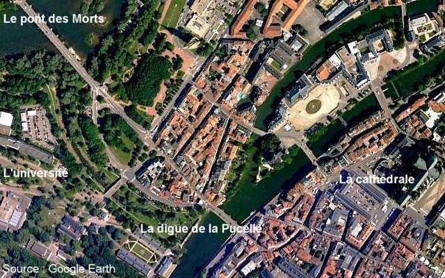 Metz entre les Îles et le Saulcy 28 Marc de Metz 28 04 201