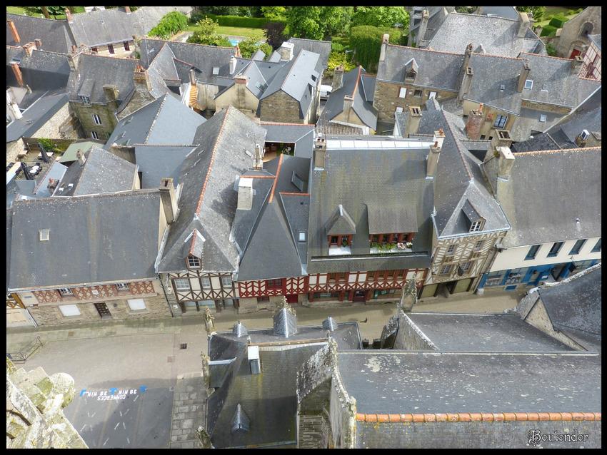 Josselin -Morbihan (56) serie 2