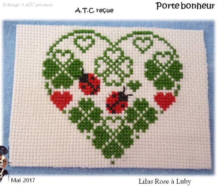 """ATC """"Porte Bonheur"""""""