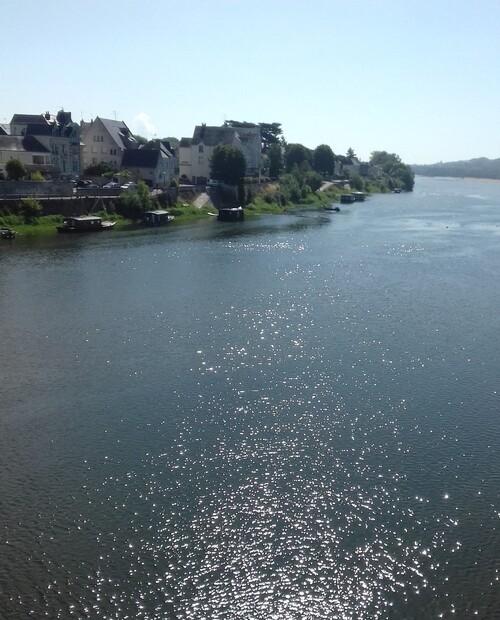 SAUMUR - la Loire