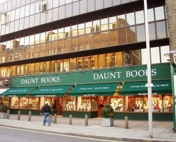 Daunt_Books_Fulham_Road