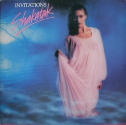 Shakatak - Invitations - Complete LP