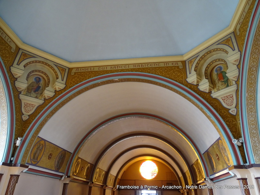 Arcachon - Notre Dame des Passes - 2018