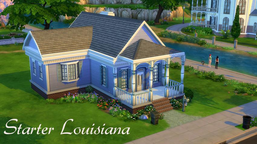 """Starter """"Louisiana"""""""