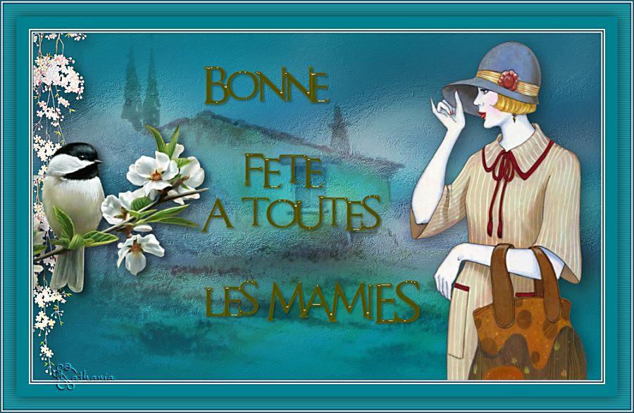BONNE FETES LES MAMIES