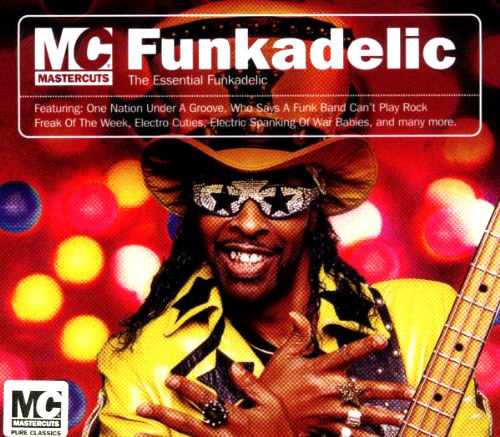 "Funkadelic ‎: CD "" The Essential Funkadelic "" Mastercuts ‎Records MCUTACD12 [ UK ]"