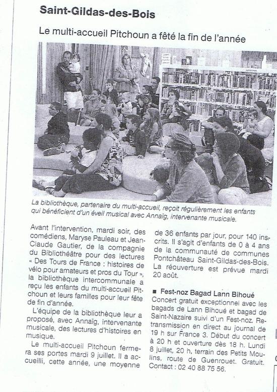 article pour annaïg