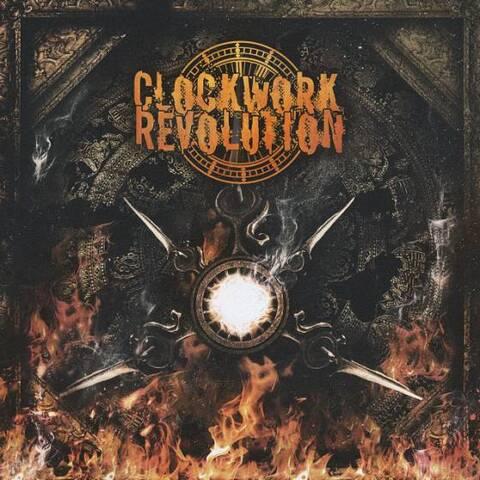 CLOCKWORK REVOLUTION - Un nouvel extrait du premier album dévoilé