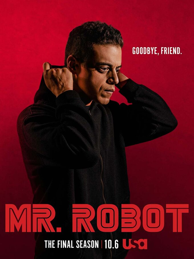 MR. ROBOT - SAISON 4