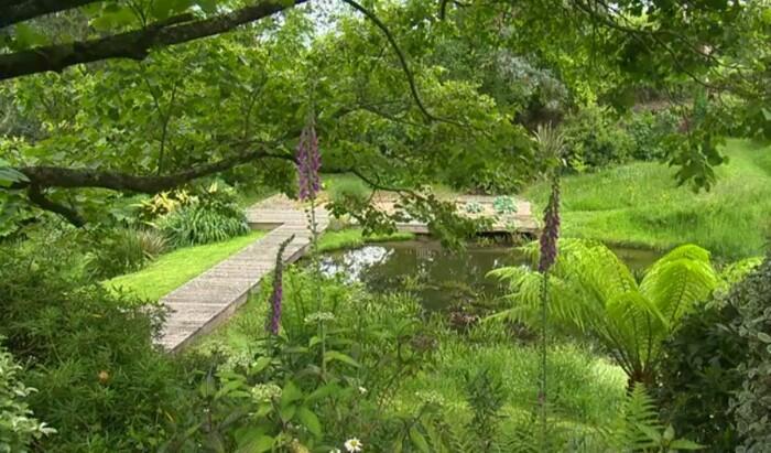 Jardin Jardinier : La Bizerie