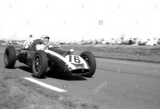 Bruce McLaren F1 (1959-