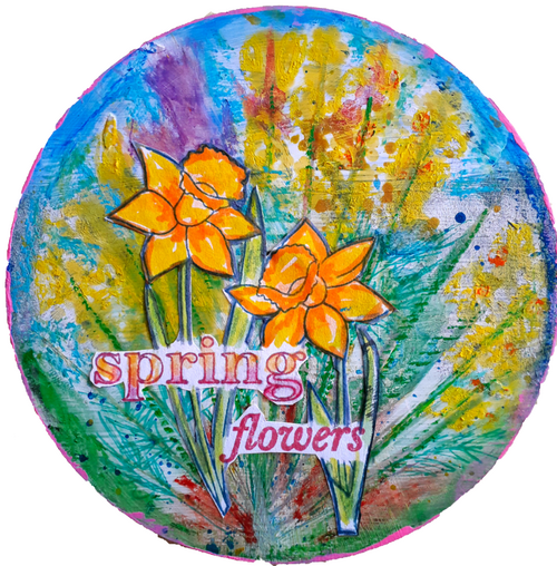 Le printemps est arrivé, sors de ta maison...