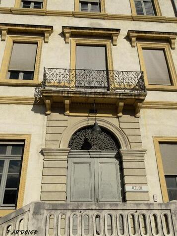 La cartoucherie de Bourg lès Valence
