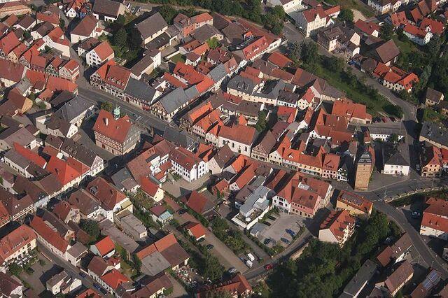Blog de lisezmoi : Hello! Bienvenue sur mon blog!, L'Allemagne : la Bavière - Bad Staffelstein -