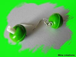 Boucles d'oreilles Choupa-choup's