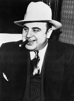 L'ascension d'Al Capone et la guerre des gangs à Chicago