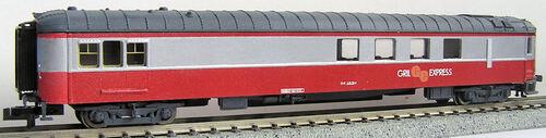 """Prototype de voiture """"Gril Express"""""""