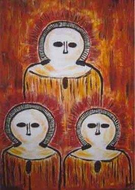 Aborigènes et visiteurs d'autres mondes