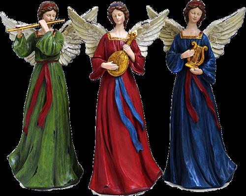 Anges ,  Angelots de Noël / 6