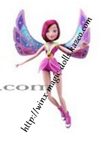 winx enchantix winx magic dolls