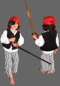 Déguisements pirate
