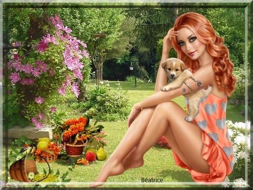 défi Manik''mon beau jardin''