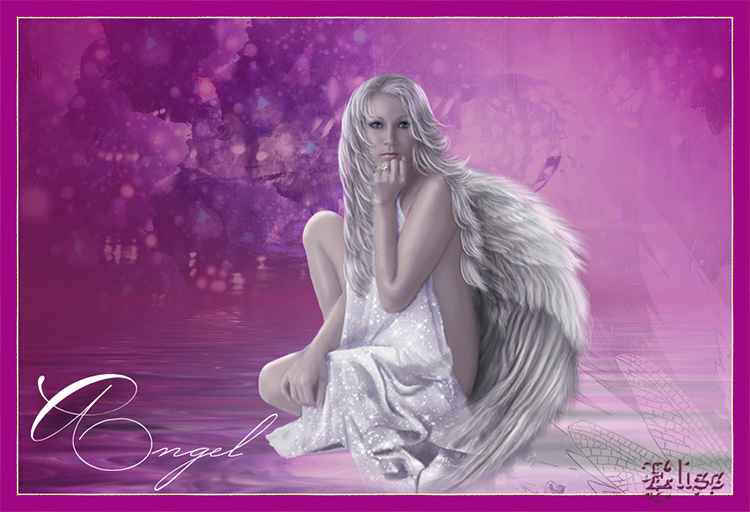 Angel de Lolagraphics