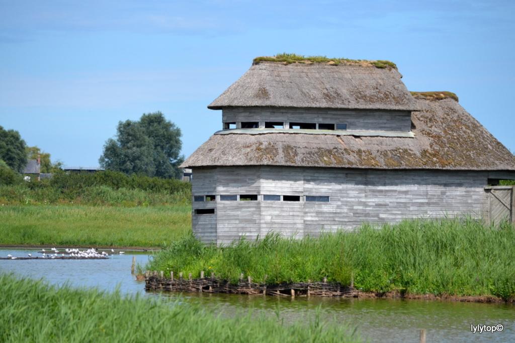 """La maison du parc """"Parc naturel régional des Marais du Cotentin et du Bessin """" (4)"""