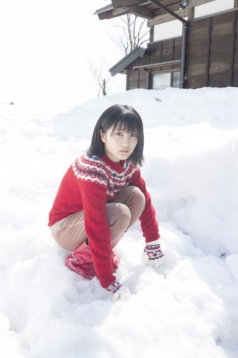 WEB Gravure : ( [Hello! Project Digital Books] - |2019.11 Vol.185| Musubu Funaki )