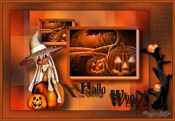 Halloween(tuto)
