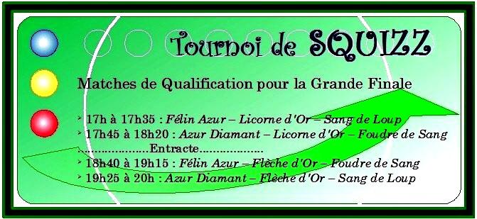 Tournoi de Squizz
