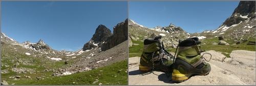 D'un col à l'autre : du Col Mary au Col de Marinet (juin 2014)