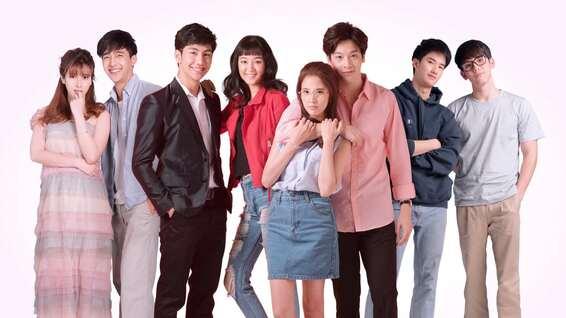 Drama thaïlandais - Kiss me again