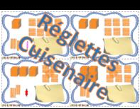 Cartes à Tâches : 1000 et ses décompositions - former et écrire des nombres