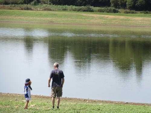 Ballade au lac voisin (suite)