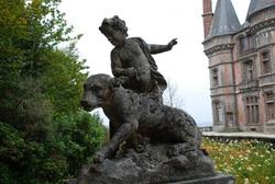Parc et château de Trevarez