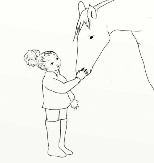 Le cheval de Lila