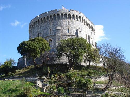 * Mon intérêt pour le Château de Windsor