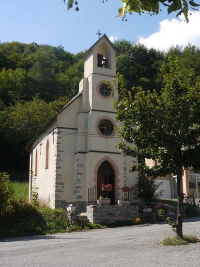 La chapelle des Préaux