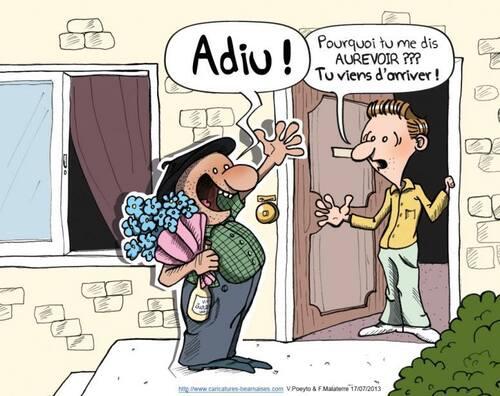 Humour béarnais