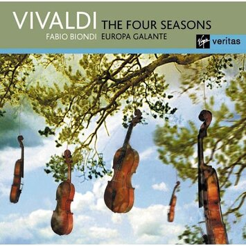Antonio Lucio Vivaldi, les 4 saisons - hiver & printemps