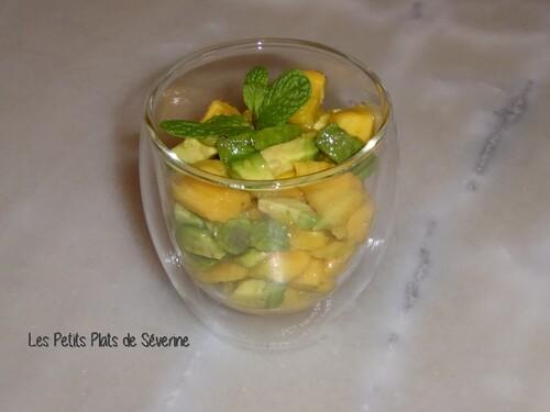 Avocat - mangue