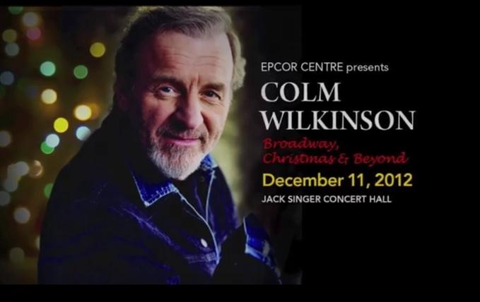 Clip Officiel  Concert 11 Décembre 2012 Calgary