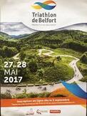 Stage Triathlon Belfort (90) 25-28.05.2017