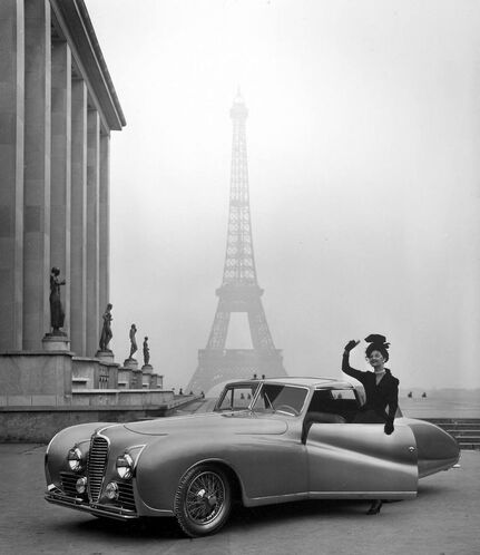 L'automobile et la mode