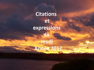 Chez Violette. Citations ou expressions.