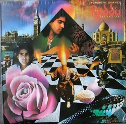 Biddu Orchestra - Futuristic Journey - Complete LP