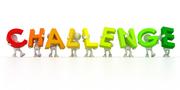 Challenge et défi en cours