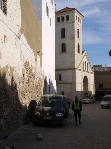 L'église de l'Assomption