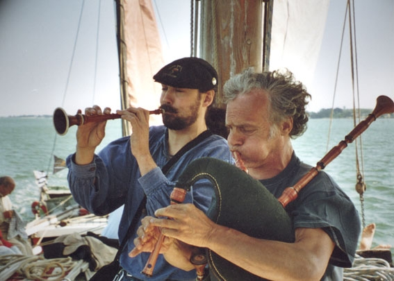 Les Sonneurs Tchok - Musique traditionnelle vivante de Bretagne